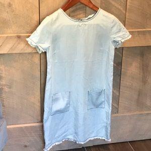 BB Dakota light jean dress
